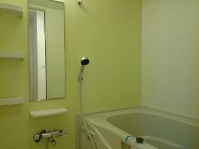 【浴室】カ-サプラシ-ド