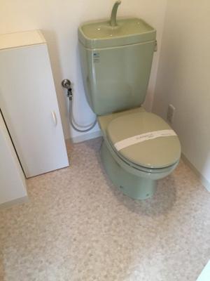【トイレ】ブリランテⅠ番館