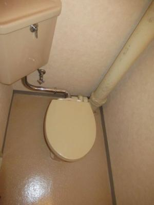 【トイレ】ダイシンコーポ