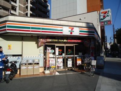 セブンイレブン大阪玉造2丁目店まで213m