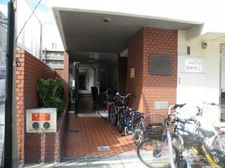 【玄関】サントピア尼崎ニッサンハイツ
