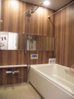 【浴室】サントピア尼崎ニッサンハイツ