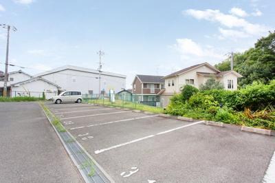 【駐車場】ビレッジハウス加賀田1号棟