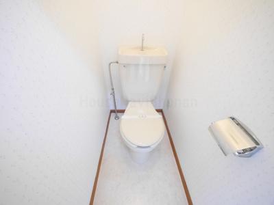 【トイレ】カーサ鵠沼