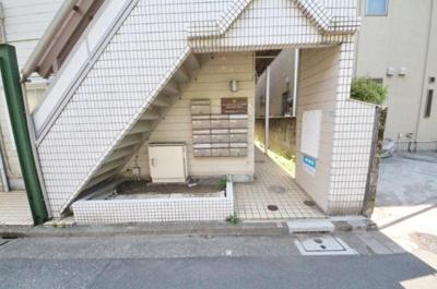 【エントランス】アーバンフォレスト中野