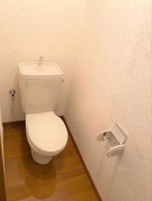 【トイレ】諏訪中古戸建