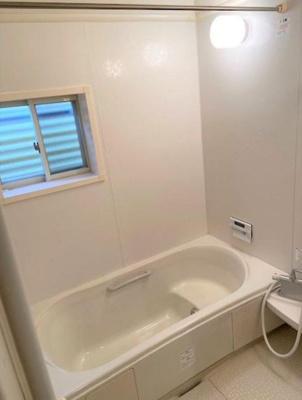 【浴室】諏訪中古戸建