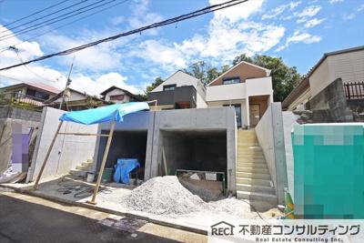【トイレ】垂水区多聞台5丁目 新築戸建 1号地