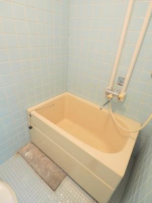 【浴室】ニュー常磐松マンション