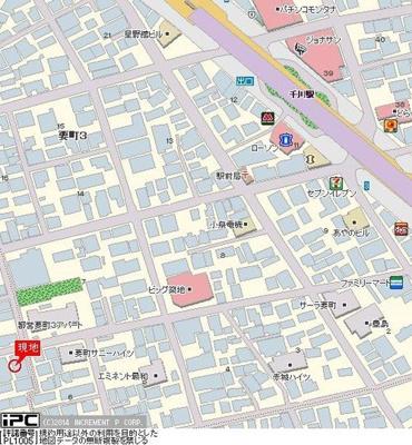 【地図】SO