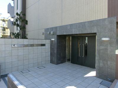 【エントランス】スカイコートパレス千川