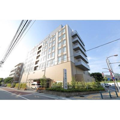 病院「総合東京病院まで655m」総合東京病院