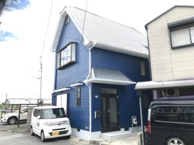 【外観】衣川① 貸家