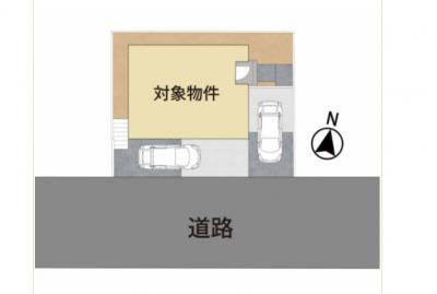 【区画図】福岡市南区長住七丁目