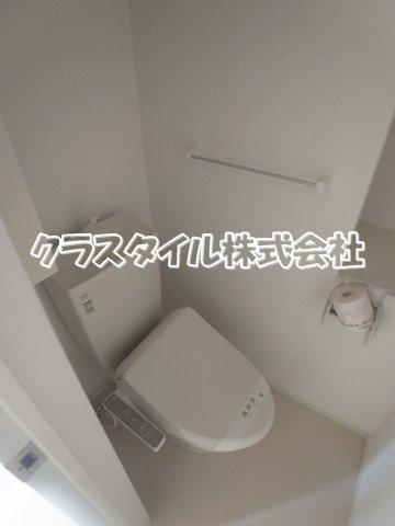 【トイレ】ル・アンジュH海老名