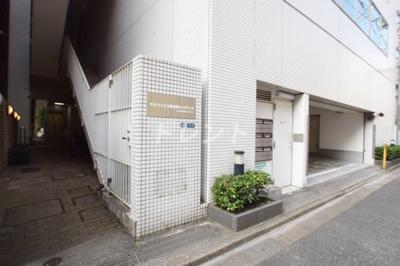 【エントランス】ザイマックス岩本町レジデンス