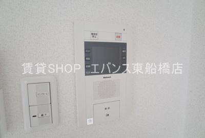 【セキュリティ】レジディア船橋I