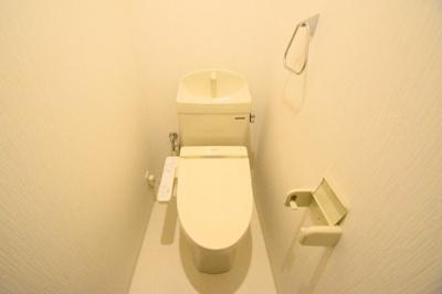 【トイレ】リエトコート福島