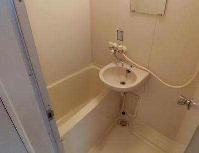 【浴室】カサフローラ相模大野