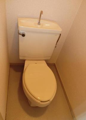 【トイレ】カサフローラ相模大野