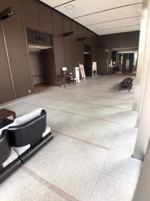 【エントランス】ザ・上本町タワー