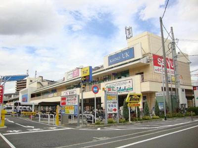 西友上野芝店まで1,237m