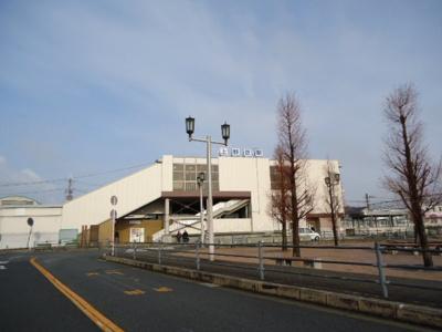 上野芝駅(JR 阪和線)まで600m