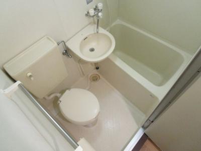【浴室】ライオンズマンション中野第5