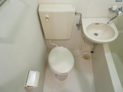 【トイレ】ライオンズマンション中野第5