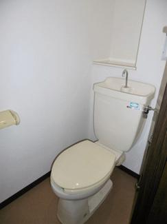 【トイレ】根岸森林公園ハイツ
