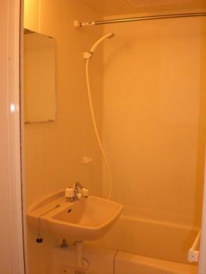 【浴室】レオパレス宮前