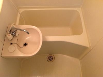 【浴室】レオパレスSENKAWA