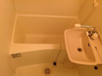 【浴室】レオパレスS&I