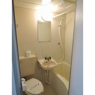【浴室】ハイム中原Part1