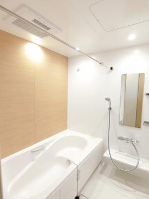 【浴室】プリートベル D