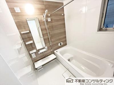 【浴室】垂水区平磯2丁目 新築戸建