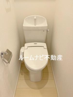【トイレ】Glanffice不忍st.