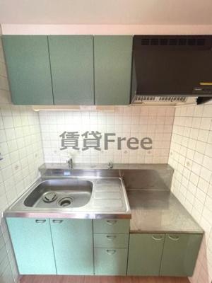 【キッチン】ベルビュー7番館 仲介手数料