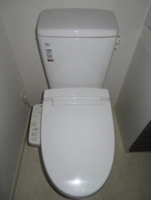 【トイレ】フェルクルールプレスト押上