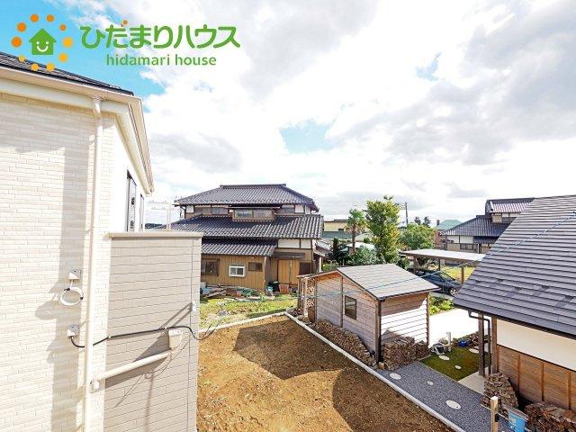 【洋室】龍ケ崎市南中島町Ⅰ 新築戸建 C号棟