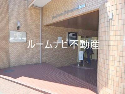 【エントランス】ライオンズマンション西巣鴨駅前