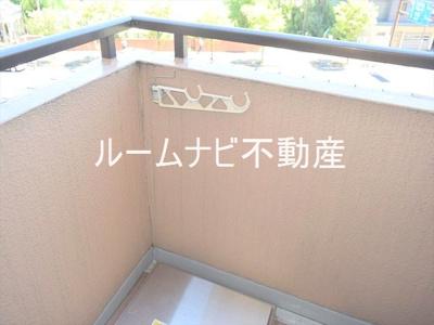 【バルコニー】ライオンズマンション西巣鴨駅前