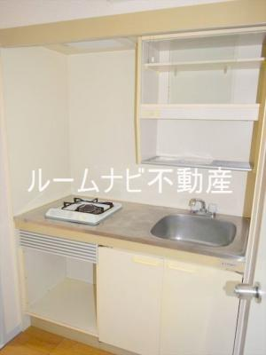 【キッチン】ライオンズマンション西巣鴨駅前