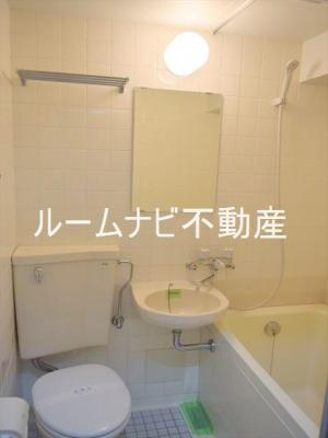 【浴室】ライオンズマンション西巣鴨駅前