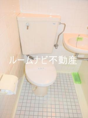 【トイレ】ライオンズマンション西巣鴨駅前