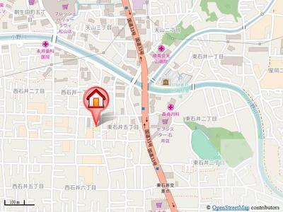 【地図】シュヴァル・ユイット・