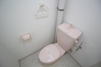 【トイレ】アヴニール六甲1