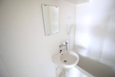 浴室内 洗面台