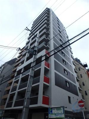 【外観】南堀江アパートメントシエロ