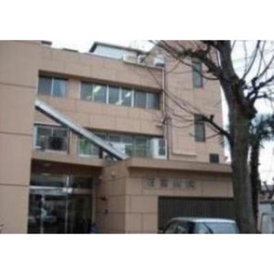病院「医療法人社団秀佑会東海病院まで1998m」